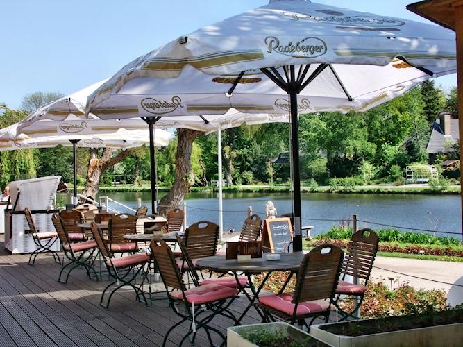 Rosarium-Café in Uetersen