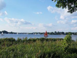 Jahreszeiten - Sommer am See